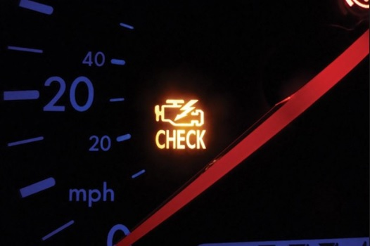 check engine light codes